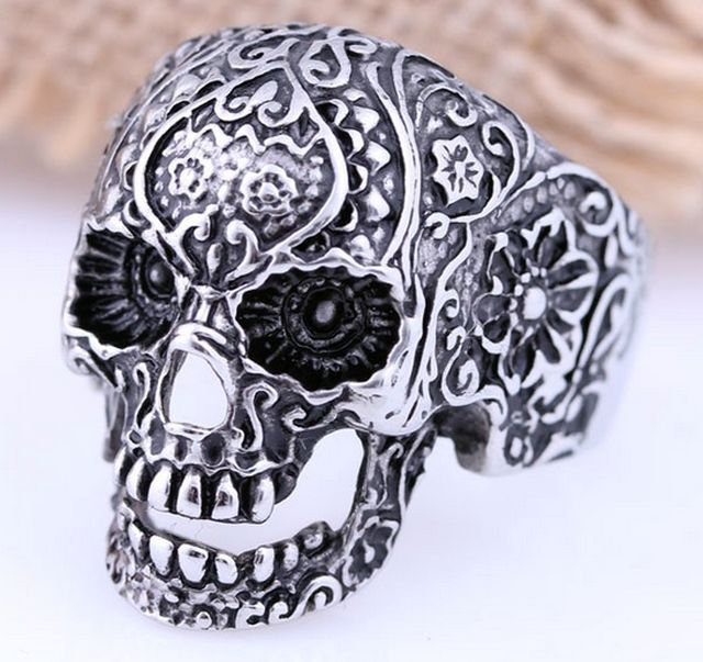 Gothic Jewelry for Men