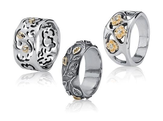 Karen Wilmot Pandora Rings Jewelry