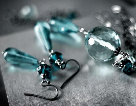 Shy Siren Jewelry Set